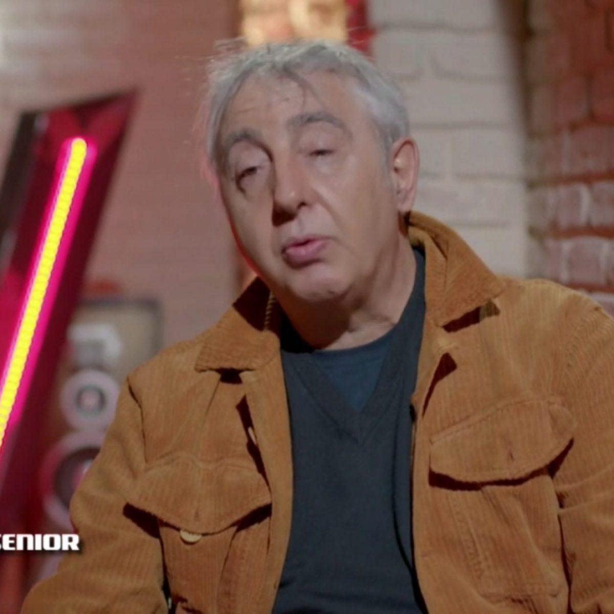 Erminio Sinni a The Voice Senior, solo Gigi D'Alessio lo riconosce