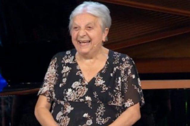 È morta Nerina Pieroni, la pianista 81enne di Tu sì que vales