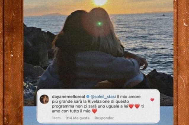 """Dayane Mello incorona Soleil Sorge: """"Sarà la rivelazione del GfVip"""""""
