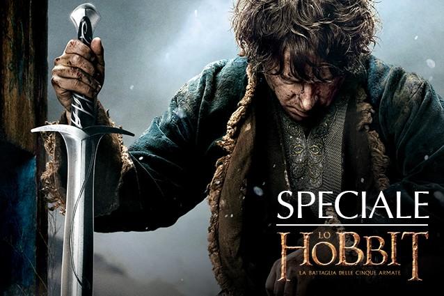 """Speciale """"Lo Hobbit – La battaglia delle cinque armate"""": le interviste al cast"""