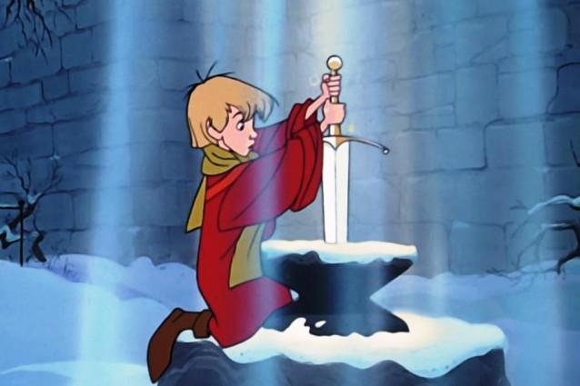 Le 5 cose de la spada nella roccia che ancora non sapevate - Re artu ei cavalieri della tavola rotonda libro ...