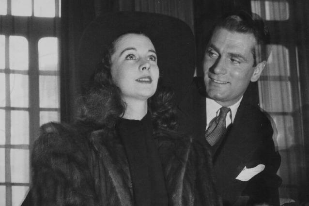 "Le lettere audaci di Laurence Olivier a Vivien Leigh: ""Ti desidero furiosamente"""