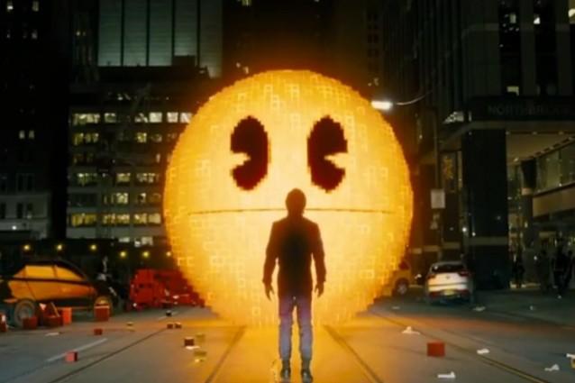 Pixels, il film dove Pac-Man e Donkey Kong invadono la Terra (TRAILER)