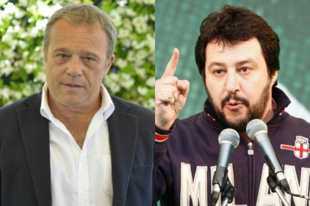 """Amendola attacca Salvini, che risponde: """"Sei un ignorante"""""""
