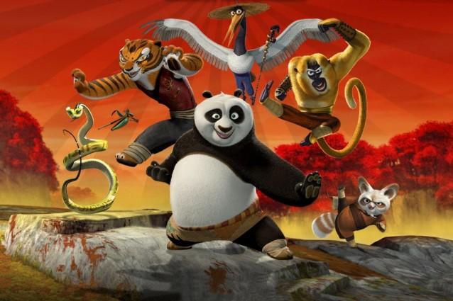 """""""Kung Fu Panda 3"""": il trailer italiano, la trama e i personaggi"""
