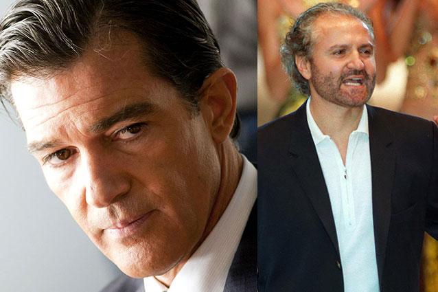 """Antonio Banderas sarà Gianni Versace in un film: """"Non vedo l'ora"""""""