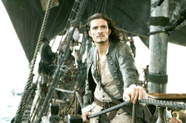 Orlando Bloom sarà in 'Pirati dei Caraibi 5': Will Turner è tornato
