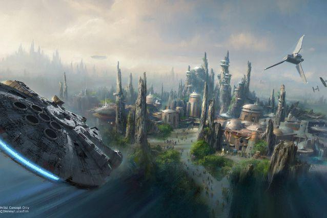 Arriva Star Wars Land: Disney annuncia 2 parchi di divertimenti dedicati a Guerre Stellari