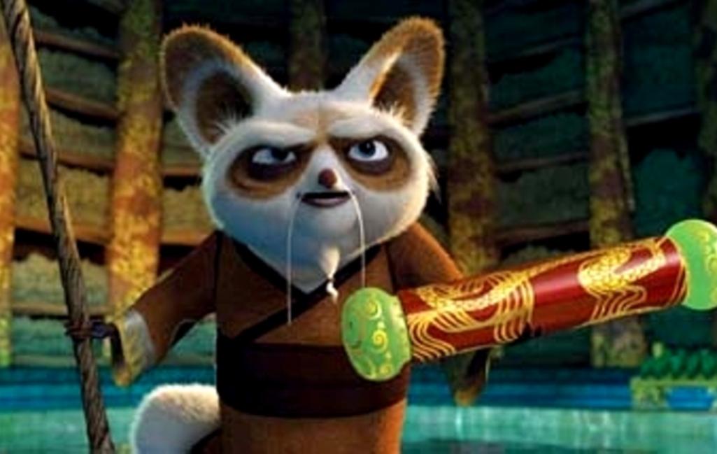 Su Wu Kung Fu Panda