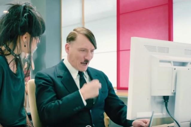 Hitler è tornato, si ricandida in politica e domina al botteghino