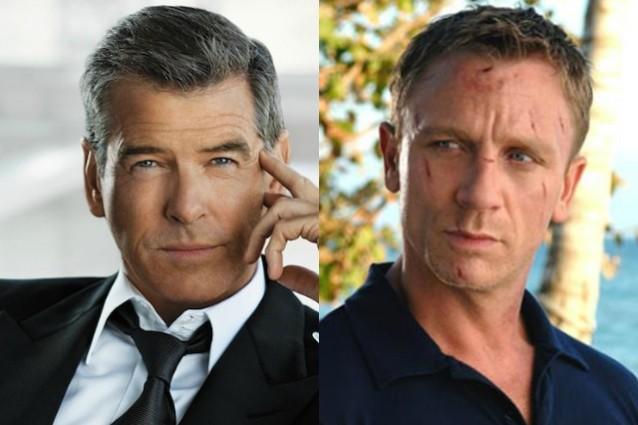 """All'ex 007 Pierce Brosnan non piace l'ultimo Bond: """"Spectre è un film debole"""""""