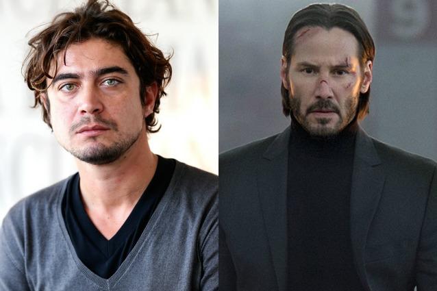 """John Wick 2"": Riccardo Scamarcio entra nel cast al fianco di Keanu Reeves"