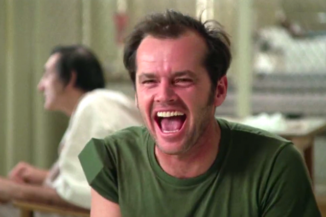 """40 anni fa usciva """"Qualcuno volò sul nido del cuculo"""", capolavoro da 5 Oscar"""