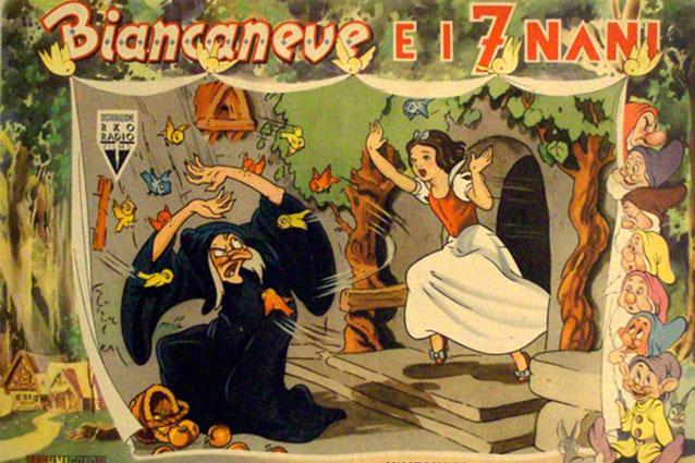 Biancaneve e i 7 nani, 78 anni fa nasceva il film prodotto grazie ai sogni di Walt Disney