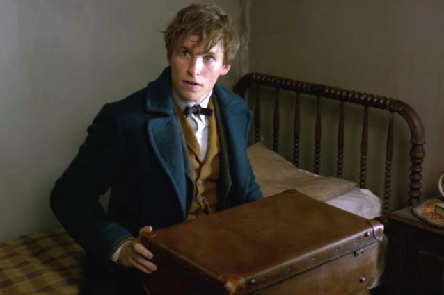 """""""Animali fantastici e dove trovarli"""", ecco l'atteso spin-off della saga di """"Harry Potter"""""""
