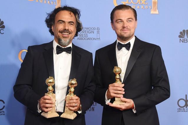 I vincitori dei Golden Globe 2016