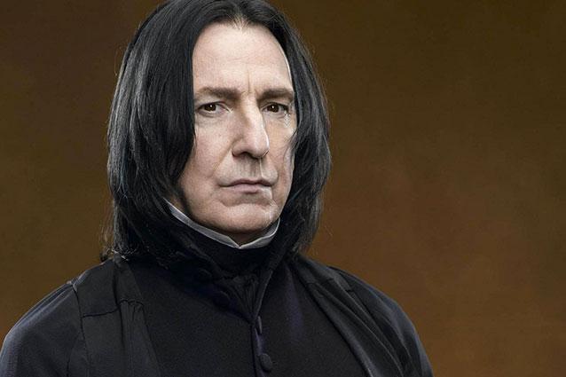 È morto Alan Rickman, il Piton di Harry Potter