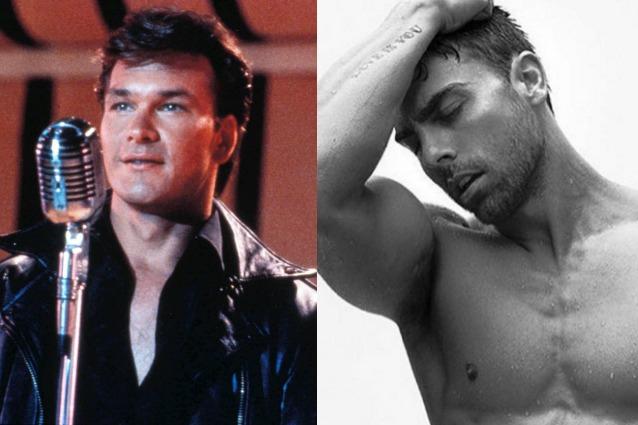 Ecco il nuovo Johnny nel remake di Dirty Dancing: Colt Prattes nel ruolo di Patrick Swayze