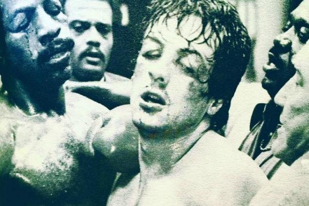 """Sylvester Stallone mostra le foto inedite del primo """"Rocky"""": ed è subito nostalgia"""