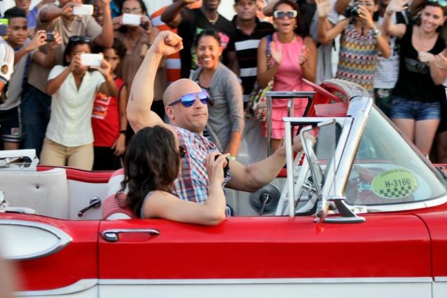 """Fast & Furious 8 nella Storia, si gira a Cuba. Diesel: """"Nessuno pensava fosse possibile"""""""