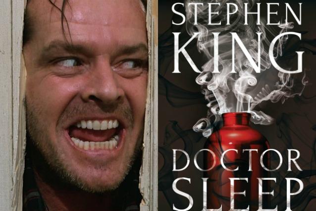 """Il seguito di """"Shining"""" diventa un film: """"Doctor Sleep"""" sarà prodotto da Stephen King"""