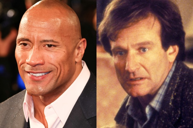 "Dwayne Johnson re dei remake: dopo ""Baywatch"" girerà il nuovo ""Jumanji"""