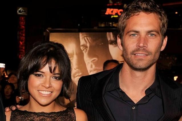 """Michelle Rodriguez sulla morte di Paul Walker: """"Sono gelosa sia successo prima a lui"""""""