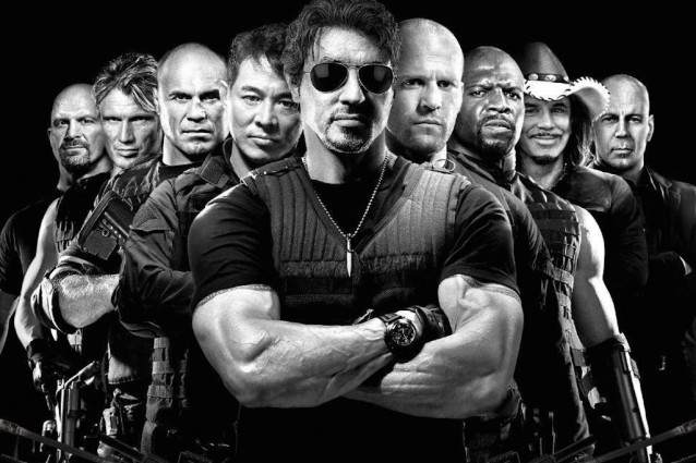 """Le 10 cose de """"I mercenari – The Expendables"""" che ancora non sapevate"""