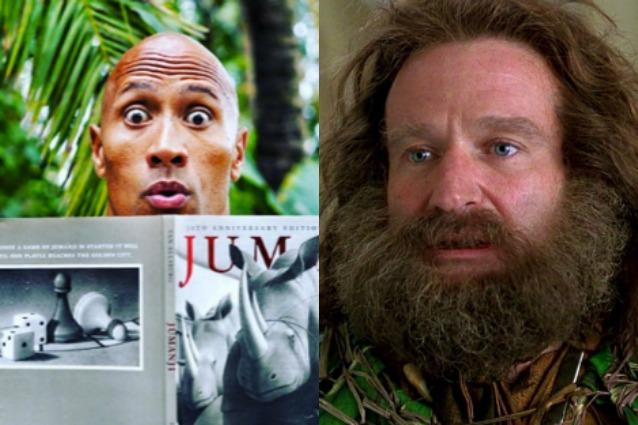"Dwayne Johnson sul remake di Jumanji: ""Onorerà Robin Williams"""