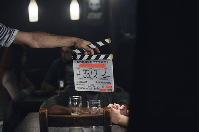 Addio fottuti musi verdi, il primo film della The JackaL in lavorazione