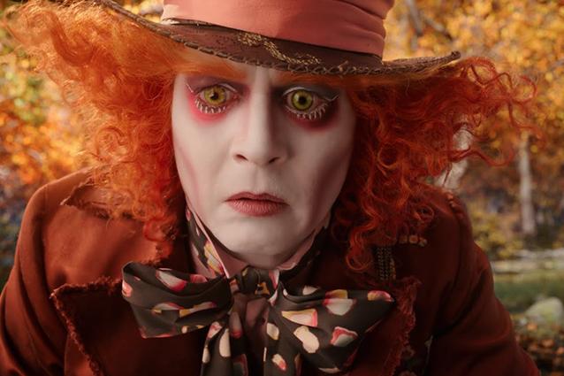 """""""Alice attraverso lo specchio"""" domina i box office italiani"""