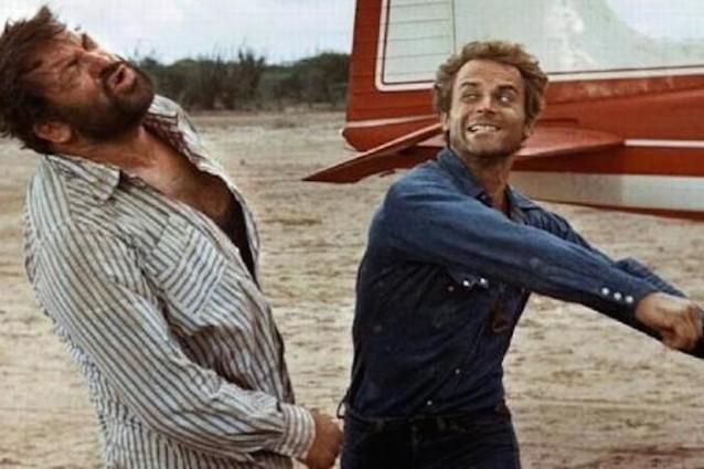 Bud Spencer e Terence Hill: un sodalizio 'a suon di schiaffi' durato 25 anni