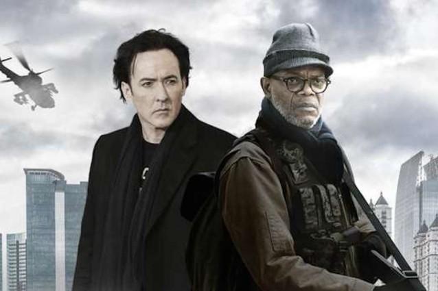 """""""Cell"""": Samuel L. Jackson e John Cusack nel film tratto dal romanzo di Stephen King"""