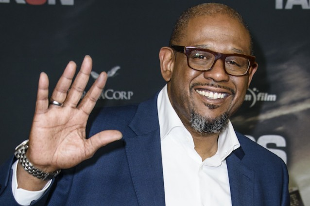 "I 55 anni di Forest Whitaker, premio Oscar de ""L'ultimo re di Scozia"" e ""The Butler"""