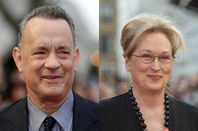 Festa del Cinema di Roma 2016, Tom Hanks e Meryl Streep grandi ospiti