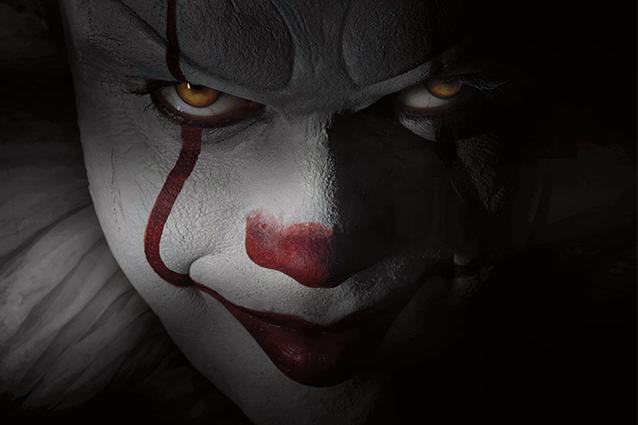 """""""IT"""" il nuovo film, ecco la prima terrificante immagine del pagliaccio assassino"""