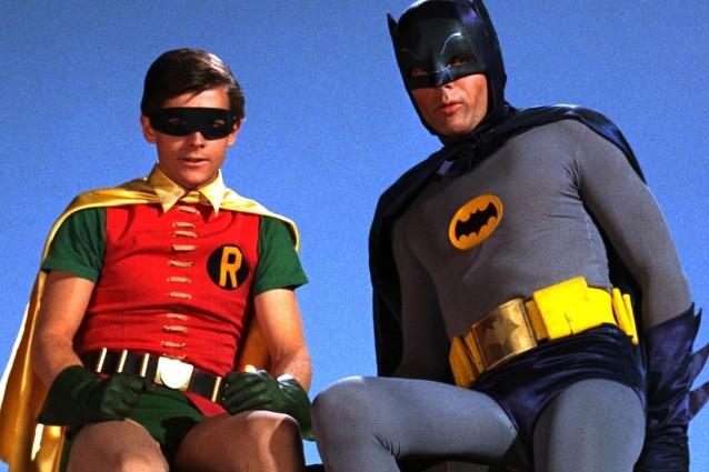 """""""Batman"""": il primo film sull'Uomo Pipistrello usciva 50 anni fa"""