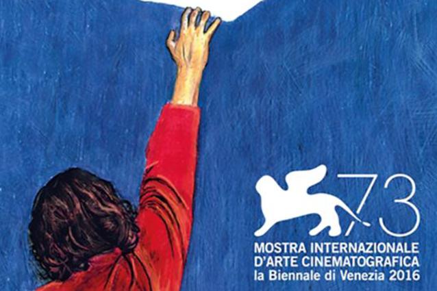 Il programma ufficiale di Venezia 73: tre italiani in concorso