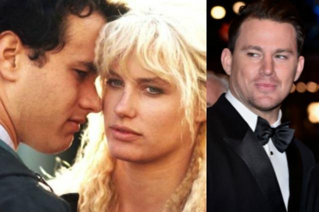 "Channing Tatum nel remake di ""Splash - Una sirenetta a Manhattan"", ma la sirena sarà lui"