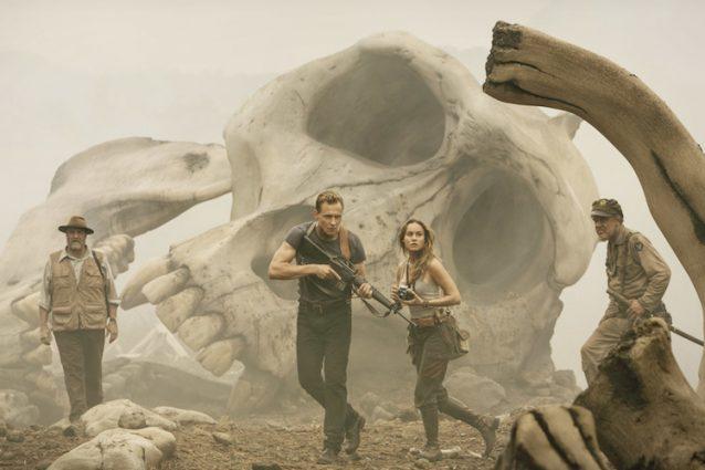 """""""Kong: Skull Island"""": il trailer italiano, la trama e il cast"""