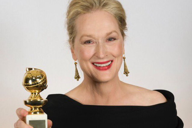 Meryl Streep premiata alla carriera, è record di nomination assoluto