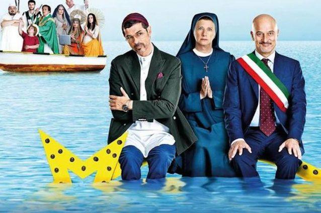 """""""Non c'è più religione"""", la nuova commedia di Luca Miniero"""