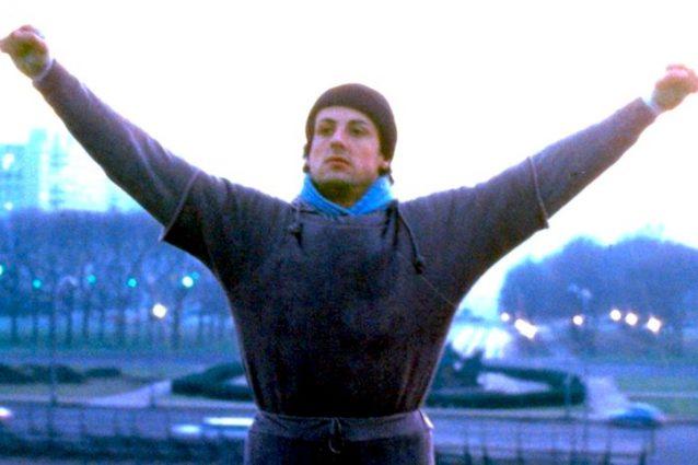 """""""Rocky"""", il cult immortale con Sylvester Stallone compie 40 anni"""