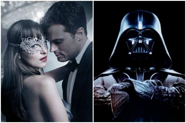 """I 20 film più attesi del 2017, da """"50 sfumature di nero"""" a """"Star Wars: Episodio VIII"""""""
