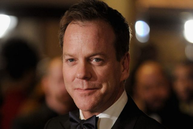 "Kiefer Sutherland, l'agente Jack Bauer di ""24"" compie 50 anni"