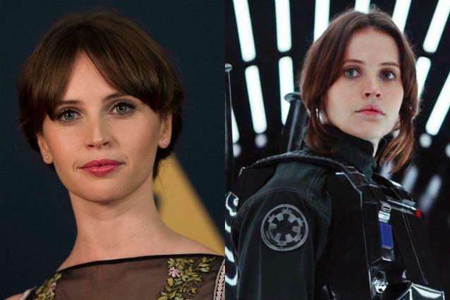 "Felicity Jones, 5 curiosità sulla protagonista di ""Rogue One: A Star Wars Story"""