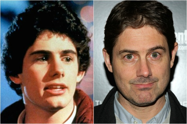 "Zach Galligan ieri e oggi, da Billy de ""I Gremlins"" a mattatore dei film horror"