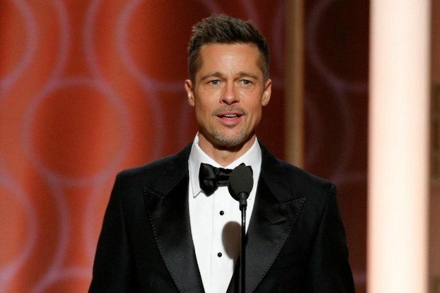 Applausi a Brad Pitt ai Golden Globe, Hollywood è con lui nel divorzio da Angelina