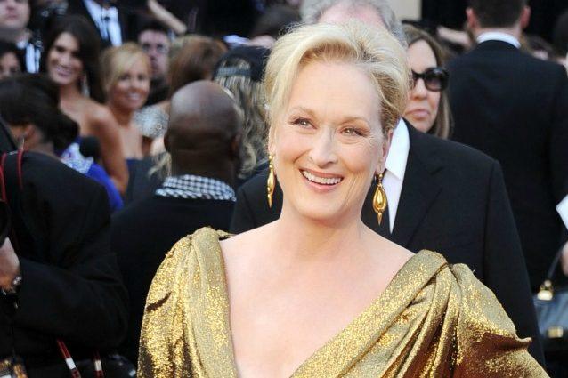 Oscar 2017: immensa Meryl Streep, con la ventesima nomination infrange il suo record