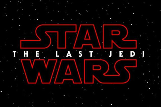 """""""Star Wars: The Last Jedi"""" è il titolo dell'episodio VIII della saga"""